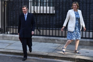 jacob rees-mogg and amber rudd