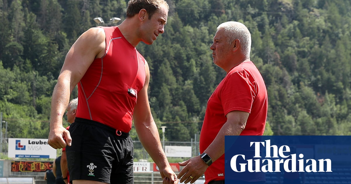 Wales 'in a good place' says Warren Gatland with No 1 spot in sight