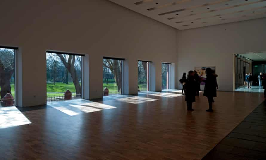 Whitworth Art Gallery in Manchester.