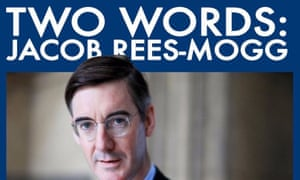 An Activate-style image pushing for Jacob Rees-Mogg to be PM.