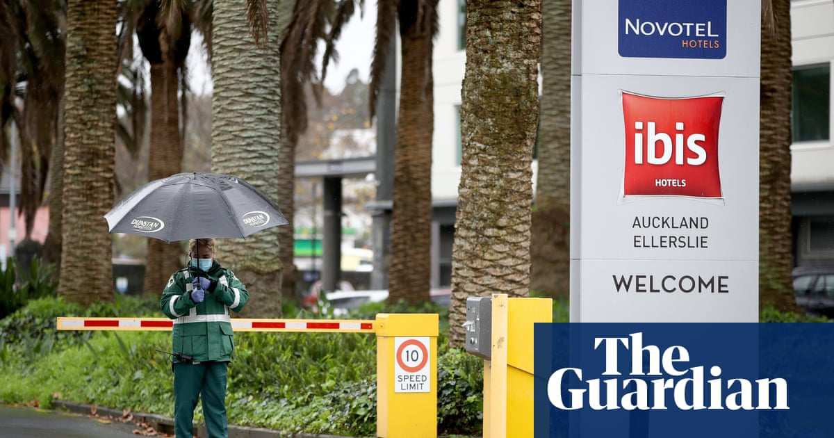 New Zealand: Covid-positive escapee had tried to flee hotel quarantine three times, officials say