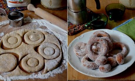 Rachel Roddy's recipe for Sicilian doughnuts