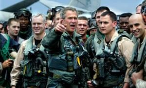 George W Bush 2003