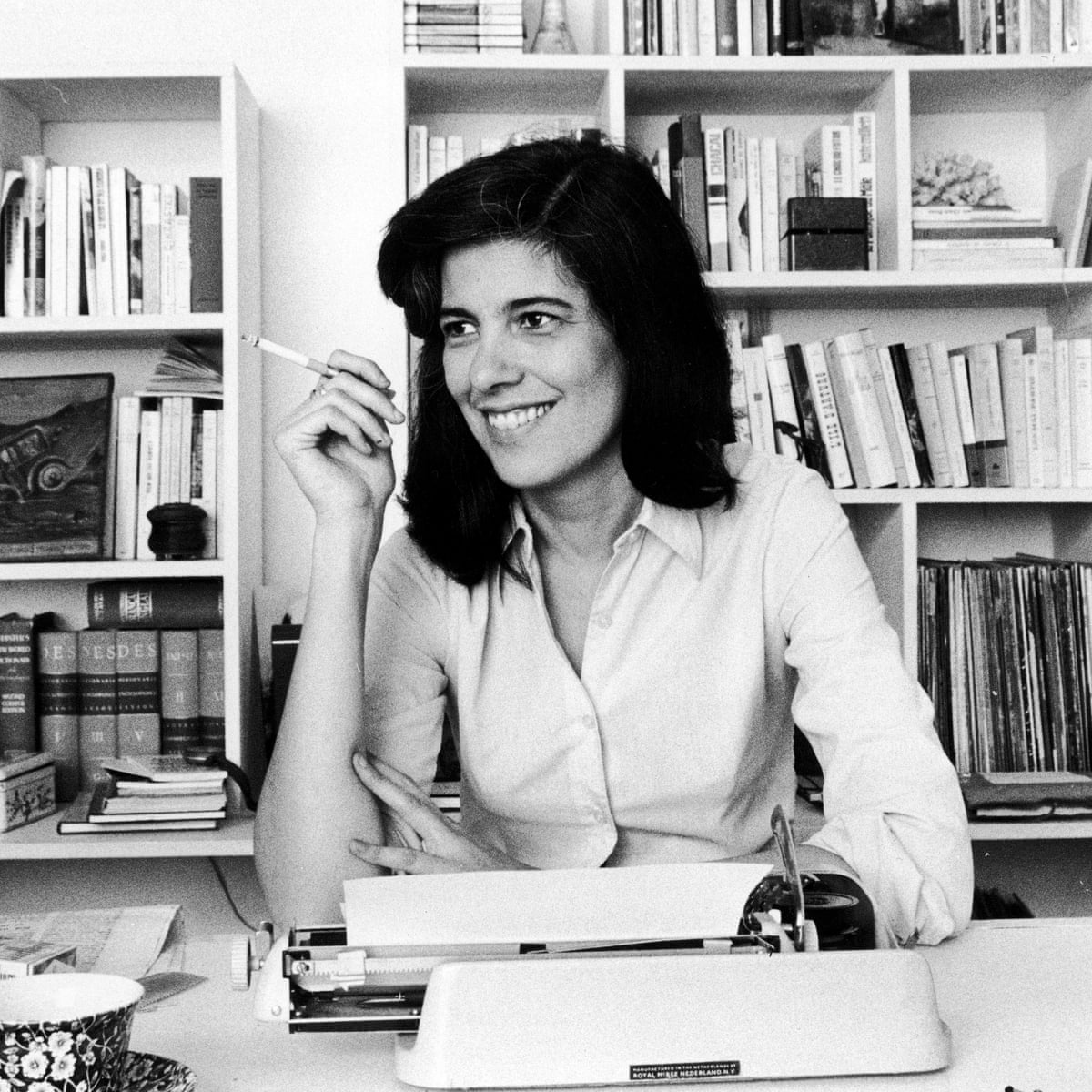 Susan Sontag obituary | US news | The Guardian