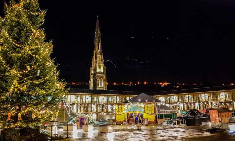 Christmas at The Piece Hall, Halifax