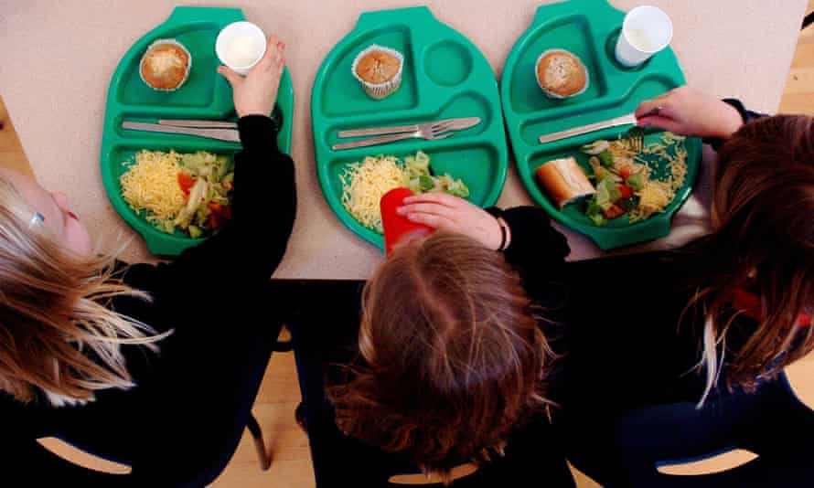 Theresa May has opted to end free school meals for infants.