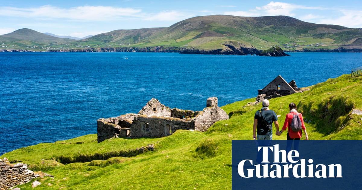 Dream job? Hundreds apply to work on remote Irish island