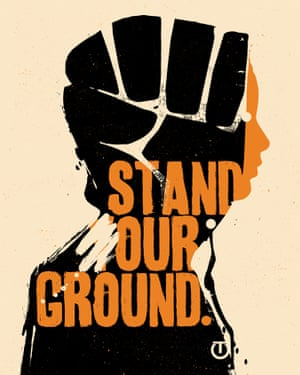 Stand Our Ground poster