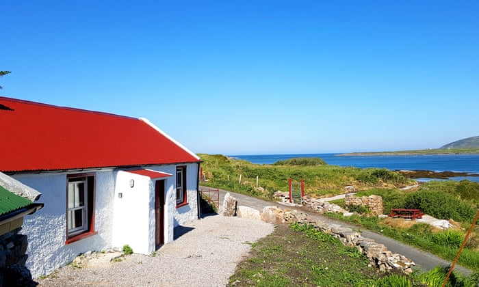 Amazing Cottage With Class A Short Break On Irelands Donegal Coast Download Free Architecture Designs Ferenbritishbridgeorg