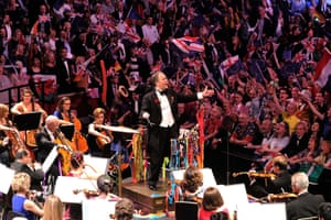 Last Night of the Proms led by Finnish conductor Sakari Oramo