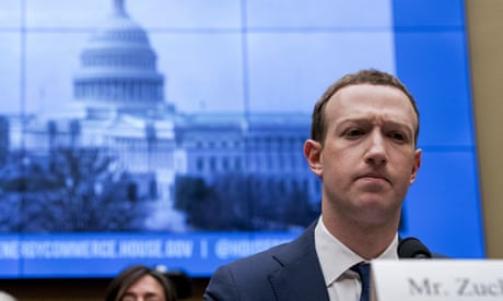 Zuckerberg's proposals to regulate Facebook are self-serving and cynical