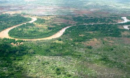 The Tana River