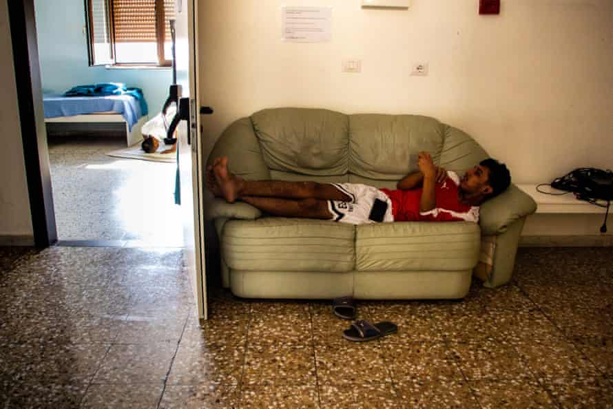 Young migrants arriving in Italy as unaccompanied children have faced great hardship and often exploitation on the way.