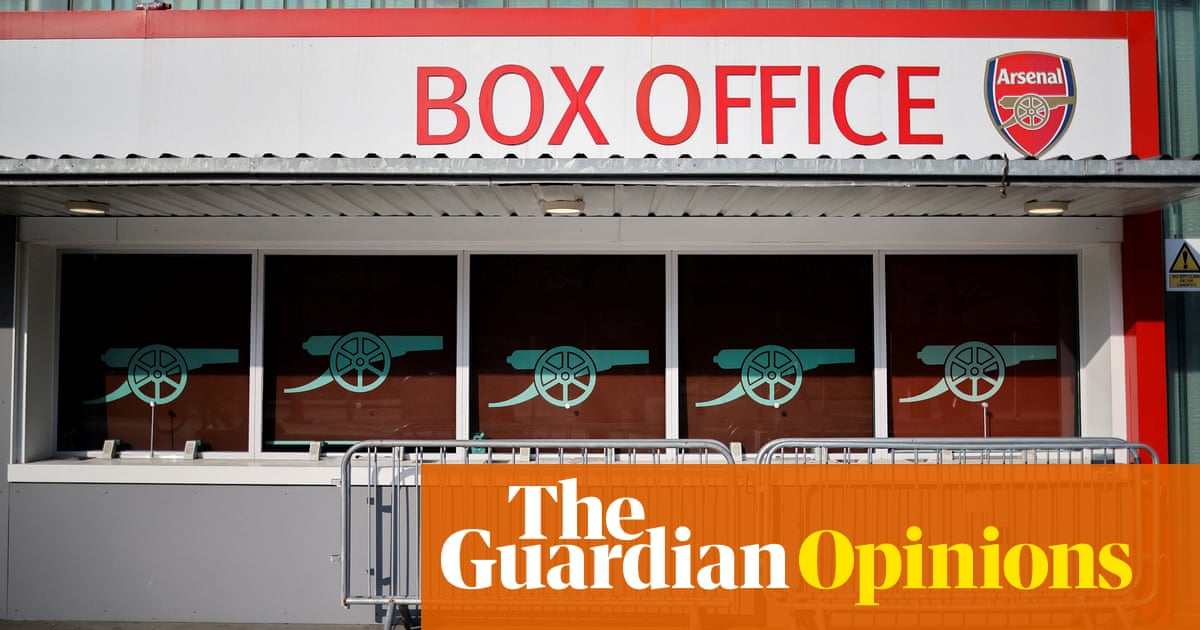 The ESL would destroy football as we know it – it's almost as if they don't care | David Baddiel