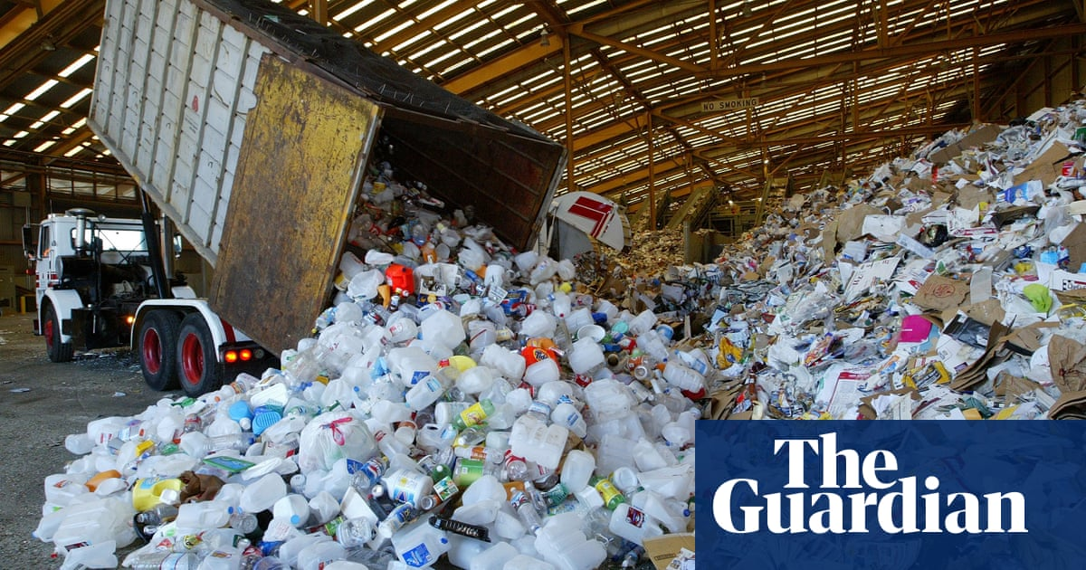 Only 14% of plastics are recycled – can tech innovation tackle the