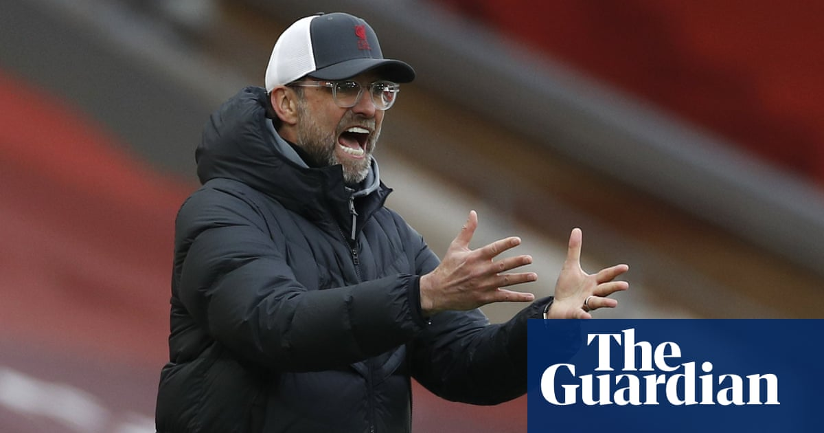 Jürgen Klopp rejects suggestions Fulham players 'wanted it more'