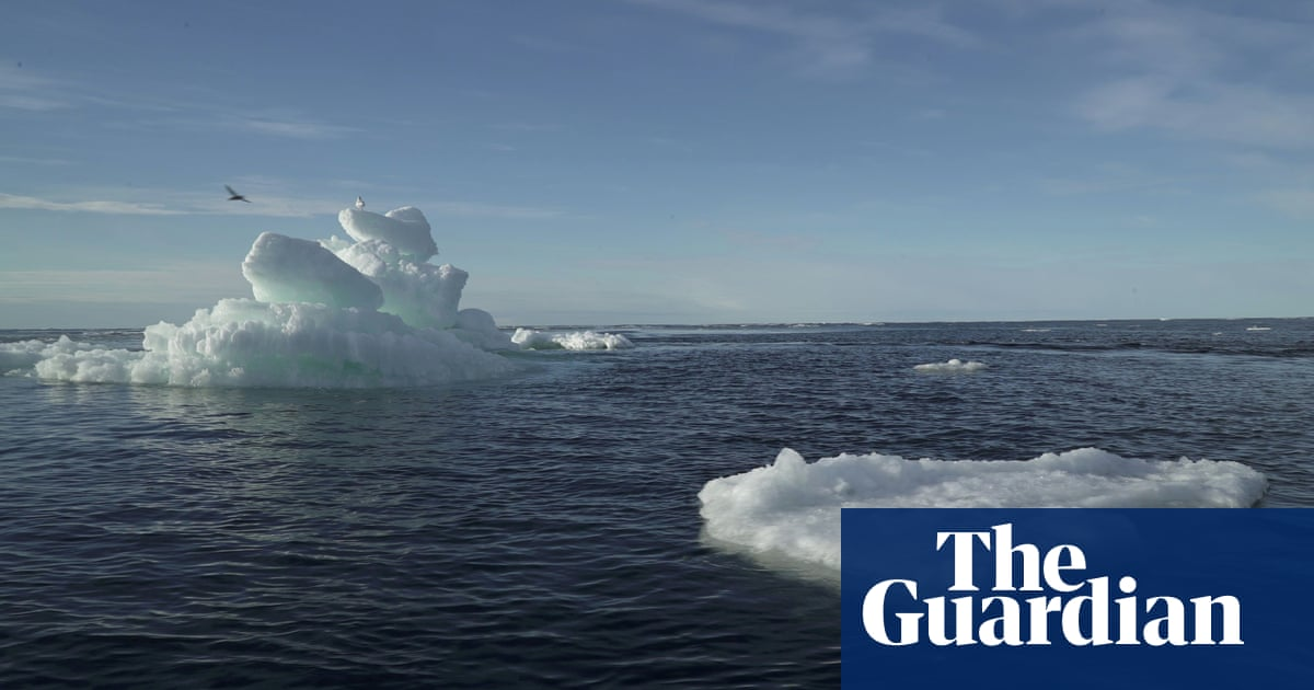 Arctic sea ice thinning twice as fast as thought, study finds
