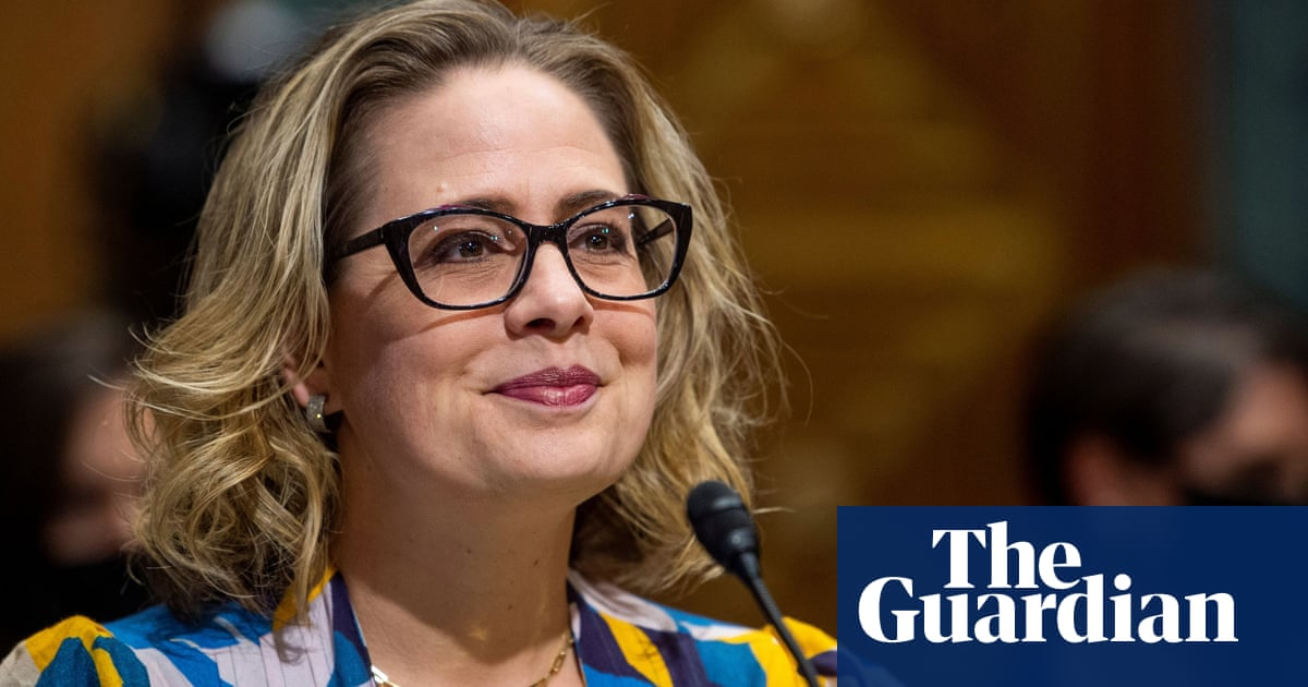 Climate advocates who backed Sinema exasperated by blocking of Biden bill