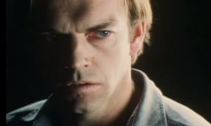 Hugo Weaving stars as Eddie Rodney Fleming in The Interview