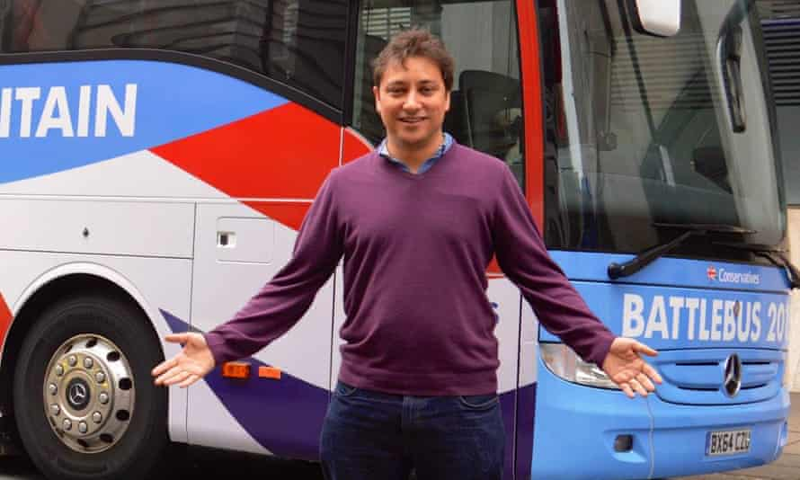 Mark Clarke, a parliamentary candidate for Tooting in 2010.