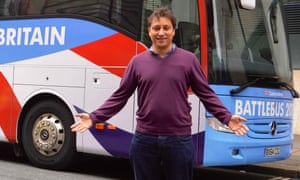 Mark Clarke ran the RoadTrip2015 campaign for the Conservatives.