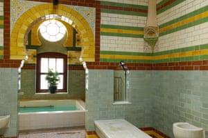 Turkish Baths in Harrogate, Yorkshire