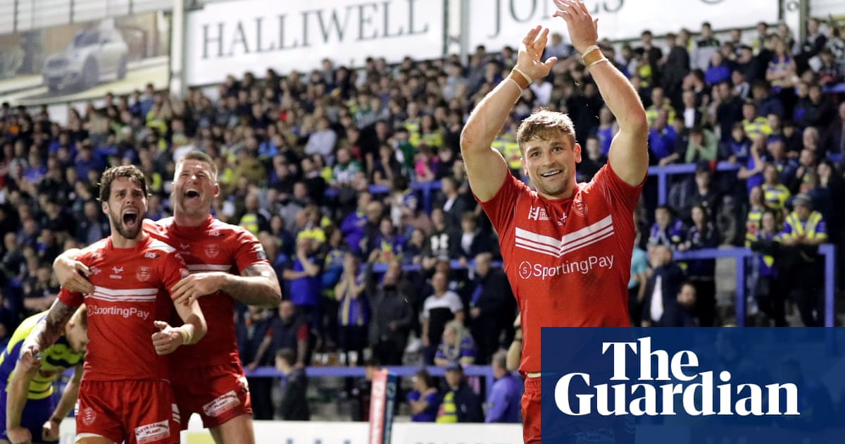 Super League semi-finals provide one battle of the old and one of the new