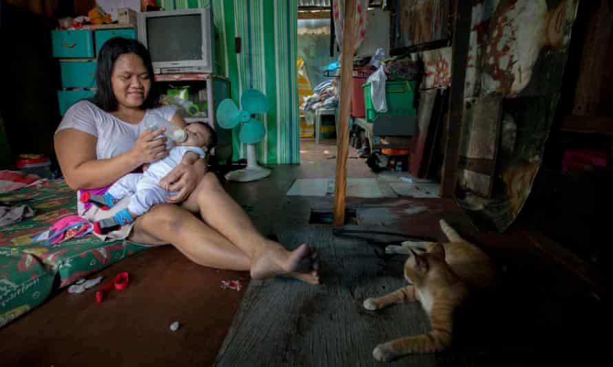 An investigation showed formula milk companies targeting those that can afford it least in the Philippines.