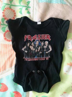 That Frasier onesie.