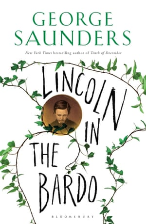Cover image for Lincoln in the Bardo by George Saunders