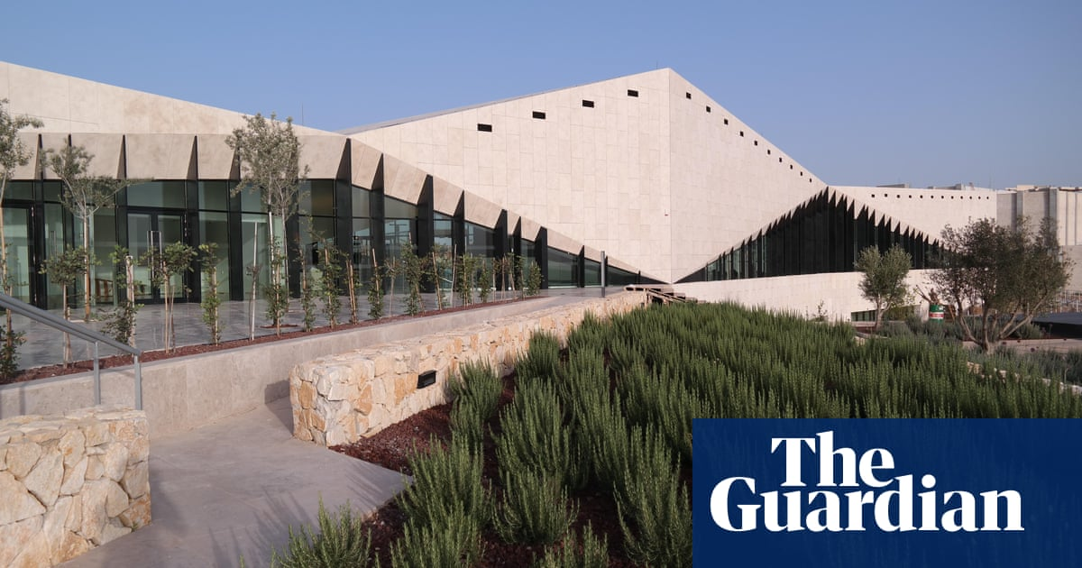 Palestine Museum Review A Beacon Of Optimism On A West Bank Hilltop Architecture The Guardian