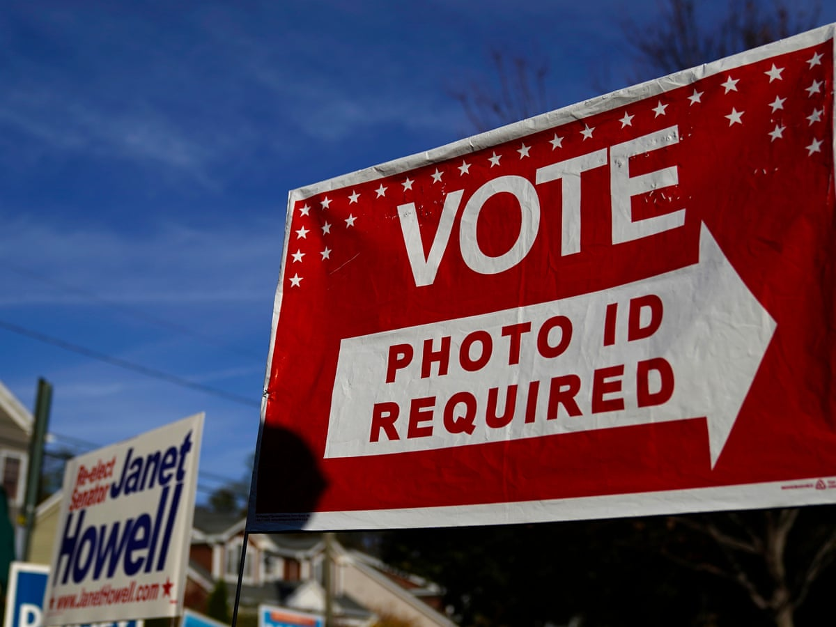 Kentucky Republicans Quietly Tighten Voter Restrictions As Us Focuses On Covid 19 Kentucky The Guardian