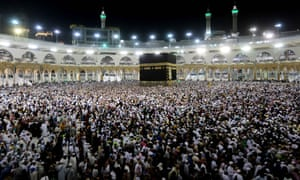 With hajj under threat, it's time Muslims joined the climate