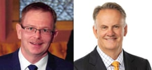 John Ryan and Mark Latham