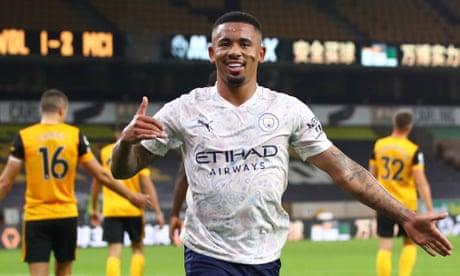 Wolves 1-3 Manchester City: Premier League – as it happened