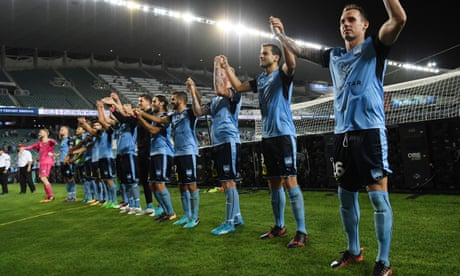 Sydney FC one of the best A-League teams ever, says Kenny Lowe