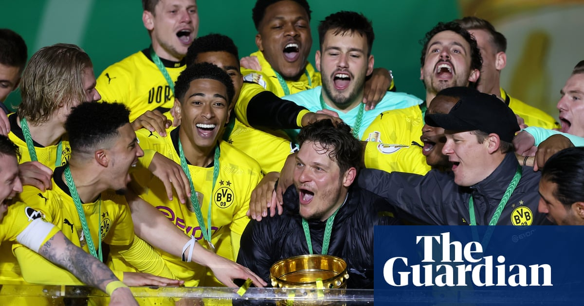 Edin Terzic salvages Dortmund's season to leave a yellow legacy | Andy Brassell