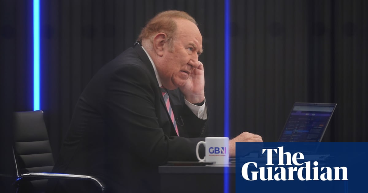 Andrew Neil will not make expected return to GB News next week
