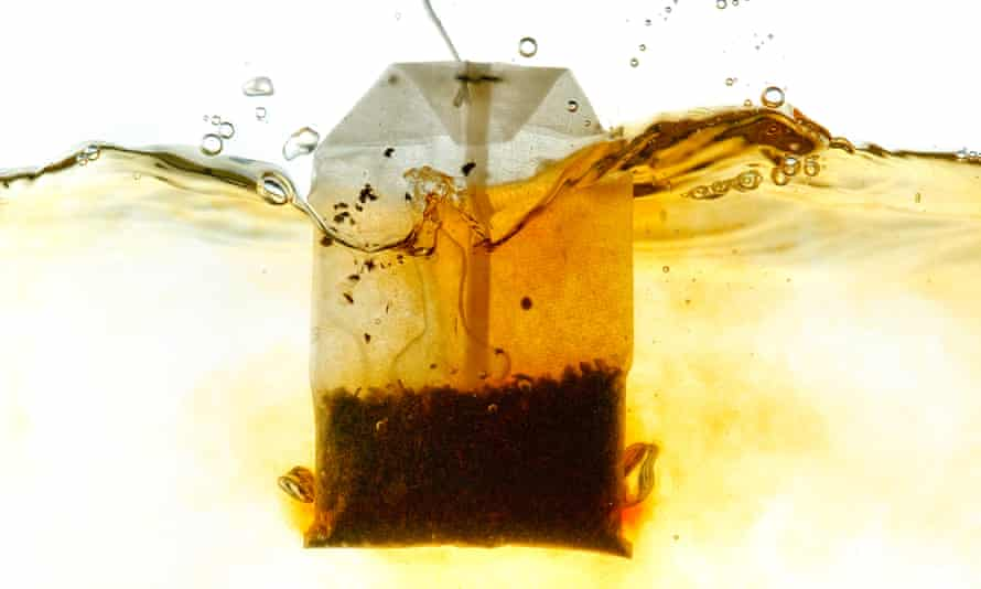 A team of scientists from Canada's McGill University found that 11.6bn microplastics could be released into a single cup of tea.