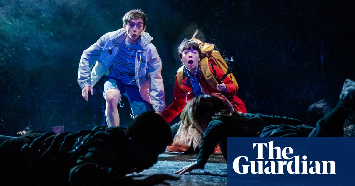 Katy Rudd: the high-flying director who can't resist a risk