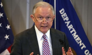 Jeff Sessions described 'rampant abuse and fraud' in the country's asylum system.