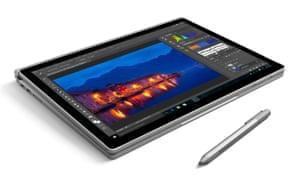 Microsoft's Surface Book .