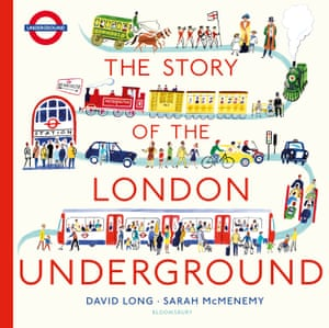 The Story of the London Underground by David Long