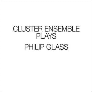 glass - cluster ensemble - cd cover