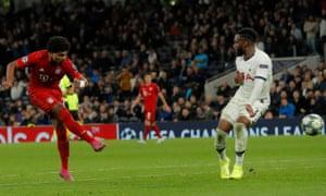 Tottenham Hotspur 2 7 Bayern Munich Champions League As