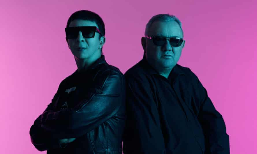 Soft Cell, 2021.
