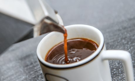 Up to 25 cups of coffee a day safe for heart health, study finds