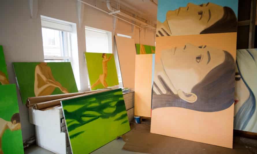 More of Katz's work.