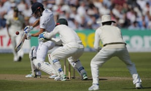 Day one of the 4th Investec Ashes Test match between England and Australia at Trent Bridge on August 6, 2015 in Nottingham, United Kingdom