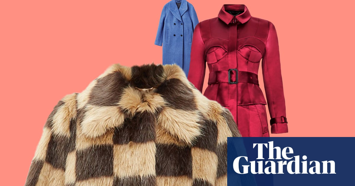A shopping guide to the best … statement coats